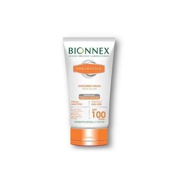 Bionnex BIONNEX Preventiva Güneş Kremi Max SPF100 50 ml Renksiz